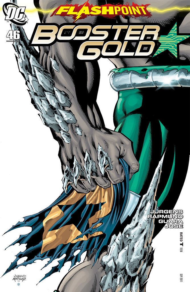 Booster Gold (2007) #46
