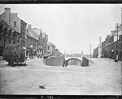Photo of Downshire Bridge and the Cut, Banbridge, Co. Down