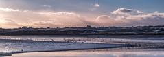 Winter Blues (Impact Imagz) Tags: sea seascape seabirds seashore dusk sunset pink blue back gressbeach gress isleoflewis outerhebrides westernisles scottishislands scotland
