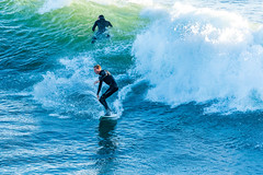 ArchitectGJA-8234.jpg (ArchitectGJA) Tags: lighthousepoint surfing californiababy hurley wetsuit santacruz ripcurl xcel lighthousefield california cliffs beach marineanimals coast mermaid waves streetphotography patshaughnessy surfingsteamerlane coastlife steamerlane oneill montereybay