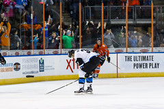 "Missouri Mavericks vs. Wichita Thunder, February 3, 2017, Silverstein Eye Centers Arena, Independence, Missouri.  Photo: John Howe / Howe Creative Photography • <a style=""font-size:0.8em;"" href=""http://www.flickr.com/photos/134016632@N02/32561323602/"" target=""_blank"">View on Flickr</a>"