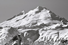 Bluebird Day (Crest Pictures) Tags: mountbaker winter huntoonpoint volcano