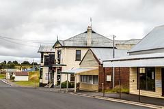 Closed-up Business Houses - Main Street (lemien) Tags: westcoast waratah tasmania australia au