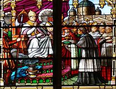 Vitraux (claude 22) Tags: vitrail stained vitraux colors glass vitres couleurs art window windows medieval vidrieras sony nex6 bretagna francia bretaña breizh france geotagged stainedglass