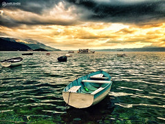 Ohrid is always the perfect place to capture the best moment of the day