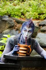 Epona steals some water (Pahz) Tags: cosplay fairy renfaire costuming bristolrenaissancefaire renfest epona garb kenoshawi fantastikalsatthebristolrenaissancefaire pattysmithbrf stormfairy tesslanni stormpony