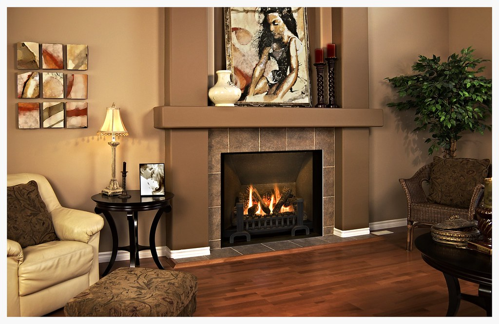 Valor Ventana Direct Vent Fireplace