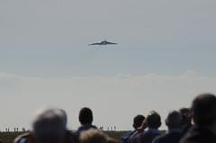 Admiring Glances (Stephen Whittaker) Tags: nikon saturday september airshow vulcan bomber 19 southport 2015 xh558 d5100