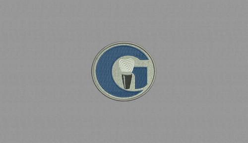 Grand Dental - embroidery digitizing by Indian Digitizer - IndianDigitizer.com