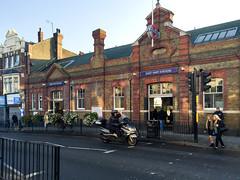 IMG_3484.jpg (matipl) Tags: street uk england people london station unitedkingdom gb eastham undergroundstation