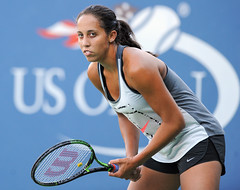 Madison Keys, US Open Qualifying Tournament Day 4 (AshMarshall) Tags: usa newyork us open queens tennis 2015 2015usopen
