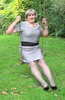 Greyboyswing-004 (fionaxxcd) Tags: nipples bob crossdressing bust tranny crossdresser stilettoes pearlnecklace trannie mtf m2f tansvestite greytights