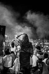 4 | The Spectacle of Faith (Aman Deshmukh) Tags: blackandwhite india streets prayer culture photojournalism documentary varanasi spirituality hinduism benaras spectacle
