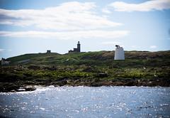 history (pamelaadam) Tags: sea lighthouse building digital visions scotland spring meetup fotolog firthofforth isleofmay 2015 thebiggestgroup