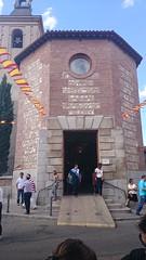 Parroquia de San Miguel (Cofradeus) Tags: madrid espaa sanmiguel turismo parroquia fuencarral