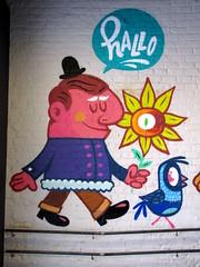 street art Ghent bicycle safari august 2015 - Bu the Warrior (_Kriebel_) Tags: street urban art grafitti belgium belgique belgica ghent gent gand urbain kriebel belgin uploadedviaflickrqcom