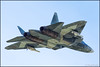 Sukhoi T-50 (Pavel Vanka) Tags: plane airplane fly flying fighter russia aircraft military jet airshow prototype sukhoi kubinka t50 5thgeneration aa12 r77 russianairforce uumb aa12adder army2015 rvvae