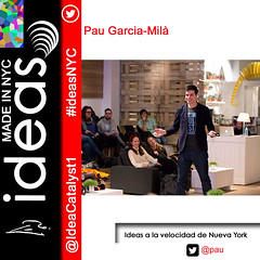 IdeasMadeINnyc 2015 Pau 01 (Idea Catalyst) Tags: barcelona new york nyc usa ny del radio idea is am spain mit miami map lo que trends gustavo journey hay framing es innovation jordi interview ideas pau ao eduardo ortiz caracol continue communicator esto territory catalyst the horacio entrepreneur multiculturalism marketer prisa keyla 1260 carvajal eyeos gioffre not collell innovador codina lets idealog buenasideas paugarciamila garciamil ideasnyc ideacatalyst1 medinarosa horaciogioffre keylamedinarosa eelqhshow caracol1260 eleduortiz ideafoster techreviewes leadersuni joordi