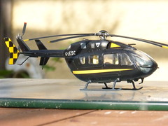 helicopter eurocopter modelkit revell