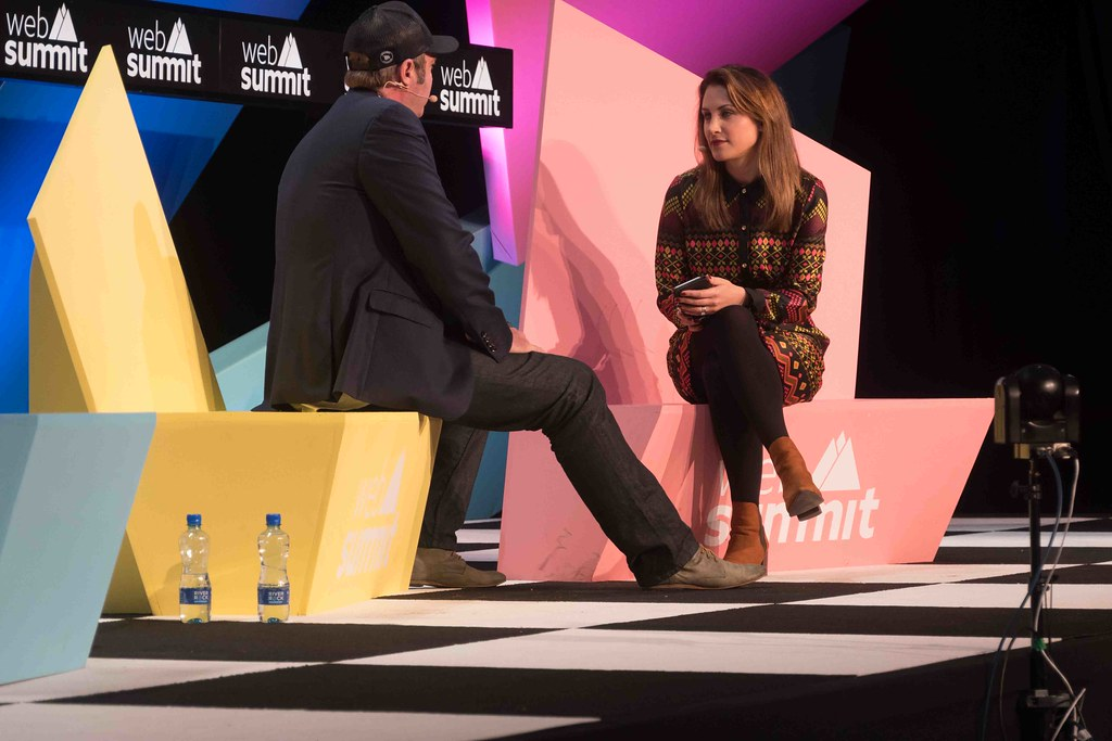 THE WEB SUMMIT DAY TWO [ IMAGES AT RANDOM ]-109831