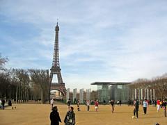 23. Lunchtime walks in Paris (hoopoethe) Tags: paris france champsdemars ecolemilitaire
