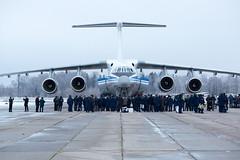 AP0A2293_1000 (Nikolay Krasnov) Tags: show blue sky clouds plane canon airplane force russia moscow aircraft aviation air flight bluesky follow since airshow helicopter mig sukhoi antonov ruaf sigma120400 5dmk3