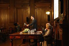 Manuel Duarte Baganha: O economista (U.Porto Figura Eminente 2015) Tags: portugal porto uporto bial paláciodabolsa universidadedoporto faculdadedeeconomia albertocastro figuraeminente manuelduartebaganha luísportela odetepatrício josérodriguesdejesus