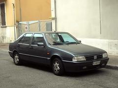 Fiat Croma 2.0 i.e. 1992 (LorenzoSSC) Tags: fiat 1992 20 ie croma