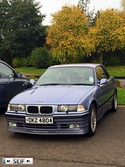 BMW E36 Coupe convertible East kilbride 2015 (seifracing) Tags: cars car scotland europe cops traffic britain transport scottish security vehicles emergency spotting services strathclyde brigade ecosse seifracing
