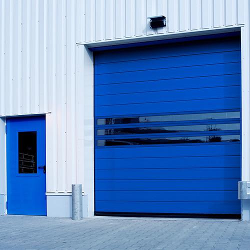 Швидкісні ворота. Высокоскоростные ворота. Hi speed doors. Efaflex.04_SST