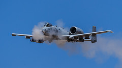 "Fairchild Republic A-10C Thunderbolt II of the 47 FS ""Dogpatchers"" from Davis-Monthan AFB (Norman Graf) Tags: dogpatchers 10af 10thairforce 442ndfw 442ndfighterwing 47fs 47thfightersquadron 790154 924fg 924thfightergroup a10 a10c afrc airforcereservecommand aircraft airplane cas closeairsupport dp davismonthanafb fairchildrepublic hawgsmoke2016 jet militaryexercise plane thunderboltii usaf unitedstatesairforce warthog whitemanafb"