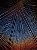 lights (Ian Muttoo) Tags: img20161103181535edit toronto ontario canada gimp davidrokeby pixel matrix pixelcube michaelawad cube art light installation 25yorkst 25yorkstreet telus