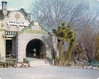 Train Depot at Rhyolite, Nevada -1976 (tonopah06) Tags: 1976 depot lasvegastonopah lvt railroad rhyolite miningcamp ghosttown deathvalleynationalmonument deathvalley national park nevada nv kodak instamatic