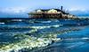 ♬ Wo de Nordseewellen trekken...♪♫ (claudia.kiel) Tags: deutschland germany nordsee northsea meer ocean wellen waves wasser water brandung surge stpeterording pfahlbau 54°nord seascape