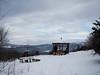 Oupost on the mountain's edge (bulgit) Tags: snow vitosha sofia outpost winter cold