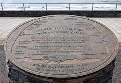 Tywyn sea front (x1pag) Tags: seafront cardigan bay ceredigion