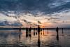 Seminyak Sundown (Quentin K) Tags: bali indonesia seminyak reflection color contrast sunset sundown island beach landscape sony