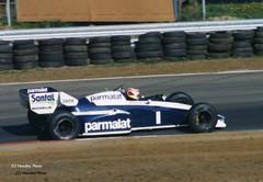 Nelson Piquet - Brabham BT53 BMW (Noodles Photo) Tags: nelsonpiquet brabhambt53 brabhambt53bmw brabham bmw belgie xliigroteprijsvanbelgie circuitzolder zolderterlaemen zolder formel1 formulaone autorennen rennwagen gpbelgien analogpicture