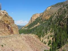 Grand Teton National Park (Sandra Lee Hall) Tags: grandteton nationalpark mountain peaks nature wilderness road wyoming driving scenic natural