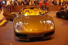 Noble M600 Speedster (Dave Hamster) Tags: internationalracingcarshow ircs nec car automobile racingcar motorsport autosport motorracing racing noblem600speedster noblem600 speedster noble m600 autosportinternationalracingcarshow sportscar