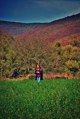 Eleni (deppy_kar) Tags: field green mountain colour people strandzha kosti bulgaria bulgarian random nature walking trees streetphotography nikon nikond5200 d5200 dslr nikkor
