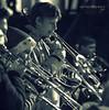 oh du fröhliche... explore # 239 (rafischatz... www.rafischatz-photography.de) Tags: music musicians trumpet trombone person christmas choral monochrome bw 50mm pentax k3