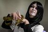_DSC9655 (In Costume Media) Tags: orochimaru cosplay costume newcon newcon5 pdx naruto shippuden jiraiya kakashi sensei ninija cosplays cosplayers evil snake fight dark green eyes
