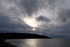 Totland Bay (pauldbrown) Tags: totland totlandbay clouds iow island isleofwight reflection sky solent sunset