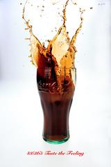 43/365 Taste the Feeling (under_exp0sed) Tags: cocacola 365 splash splashsunday foodanddrink