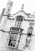 Henry VIII (judy dean) Tags: judydean 2017 sonya6000 cambridge kings college wall niche statue henryviii king windows turrets