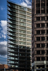 This is sharp (Tigra K) Tags: berlin germany de 2015 architecture city lattice pattern repetition