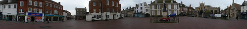 Huntingdon Market Place - 360 degree pano