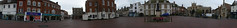 Huntingdon Market Place - 360 degree pano (Brian Flint) Tags: huntingdon marketplace panoramic places panasonictz80 ice 360 pano