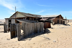 History reclaimed by the desert. (pstone646) Tags: kolmanskop namibia desert sands building derelict africa history urbandecay